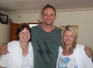 Reinetta Ridley, Louw Venter & Tienke Bosher