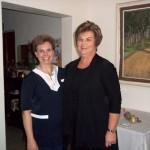 Rene & Pastoor Mariet Prins