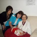 ABSA. Sanet Ferreira, Reinetta Ridley en Dina Hamman